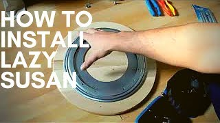 """300 Kg supportive """"Lazy Susan"""""""
