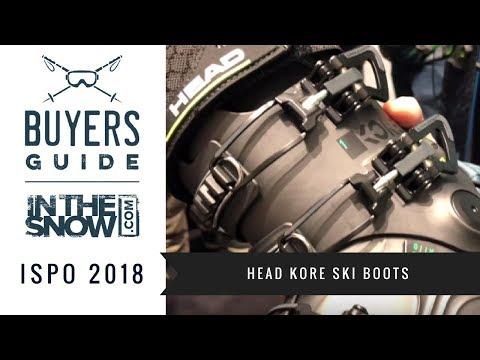 Head Kore Ski Boots Review