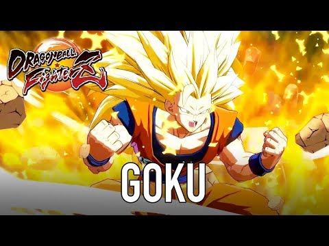 Dragon Ball FighterZ – PS4/XB1/PC – Goku (Character Intro Video)