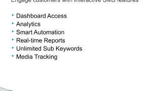 2 Way SMS Service Provider