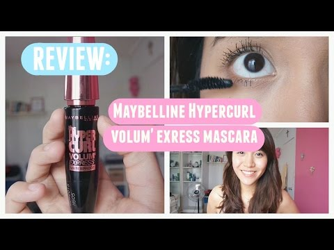 Maybelline hypercurl mascara price philippines