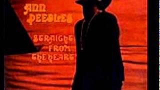 ANN PEEBLES-walk away