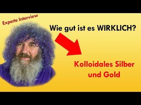 Robert Franz über Kolloidales Silber/ Gold -  Antike Wundermittel