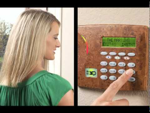 DMP Keypad Training Videos - Easy Exit - Residential