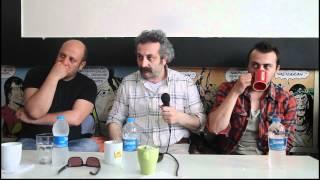 Leyla İle Mecnun - Onur Ünlü, Ali Atay Ve Serkan Keskin Söyleşisi (19 Mayıs'12)