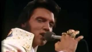 Elvis Presley Van Halen Mash up - Burning Love