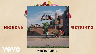 Musik-Video-Miniaturansicht zu Don Life Songtext von Big Sean