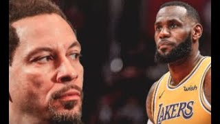 (LIVE CALL-IN SHOW) DID CHRIS BROUSSARD TURN ON LEBRON JAMES? IS LONZO THE FUTURE?