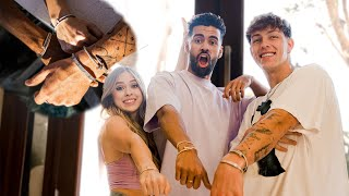 TAYLER GOT US THE CRAZIEST GIFT EVER | BDAY VLOG