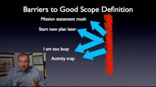 How To Define Project Scope