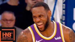 Los Angeles Lakers vs New York Knicks 1st Qtr Highlights | March 17, 2018-19 NBA Season