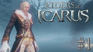 Riders Of Icarus -The Beginning- Episode 1