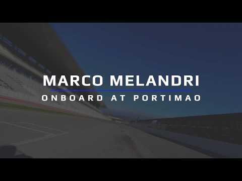 Onboard with GRT Yamaha's Marco Melandri in Portimao
