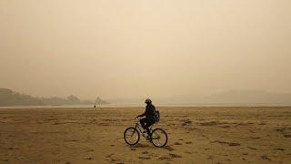 B.C. skies hazy with smoke from U.S. wildfires, posing health risk