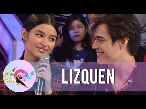 GGV: Is Liza okay with Enrique having another love team?