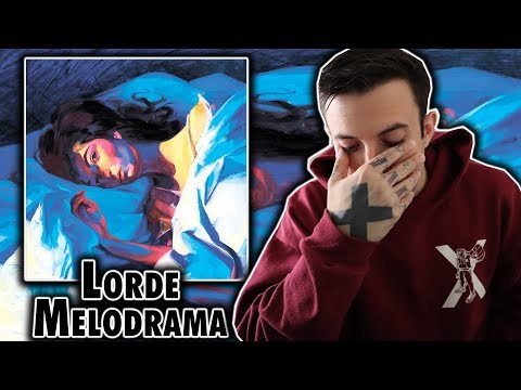 Lorde - Melodrama Album | First Thoughts And Review