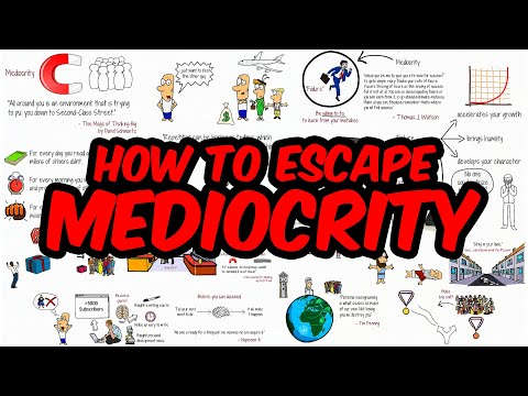Why Most People Will Remain in Mediocrity