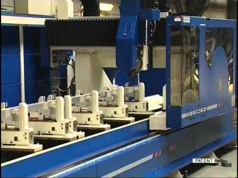 Alu-Flex  Machining Centers |4-Axis