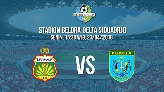 Live Streaming Indosiar-Vidio.com Liga 1 Indonesia, Bhayangkara FC Vs Persela Pukul 15.30 WIB