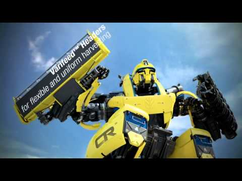 NEW HOLLAND CR ROBOT