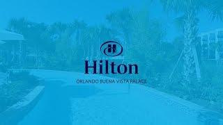 Leisure at Hilton Orlando Buena Vista Palace
