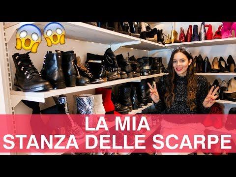 La mia stanza delle scarpe / scarpiera: la mia collezione di scarpe invernali!   Irene Colzi
