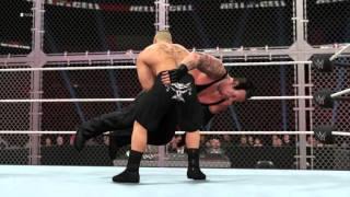 wwe-2k16-brock-lesnar-vs-the-undertaker-hell-in-a-cell-match-gameplay