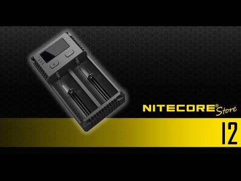 YouTube Video zu Nitecore Intellicharger NEW i2 2-Schacht Ladegerät