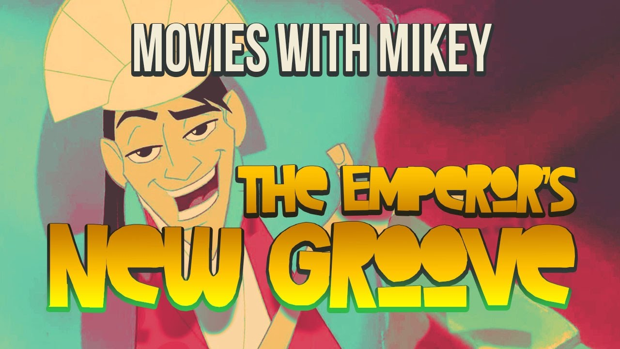 Why 'The Emperor's New Groove' Is An Oxymoron