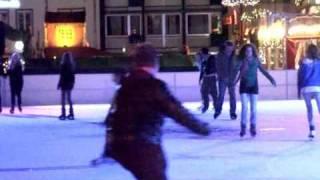preview picture of video 'Kölner Eiszauber auf dem Heumarkt'