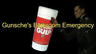 Gunsche's Bathroom Emergency