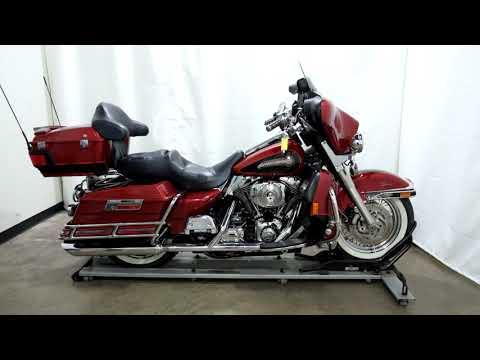 2006 Harley-Davidson Electra Glide® Classic in Eden Prairie, Minnesota - Video 1