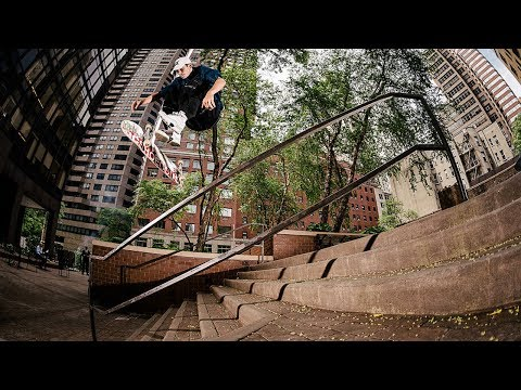 Rough Cut: John Shanahan's Street Sweeper Part