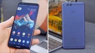 Sehr Viel Smartphone für unter 229€ - Honor 7X im Test