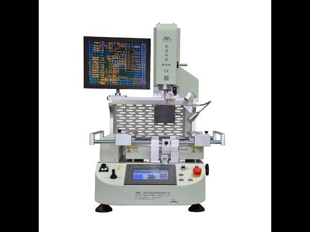 Infrared LED/BAG rework station ZM-R720