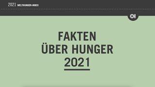 Fakten über Hunger – Welthungerindex 2021