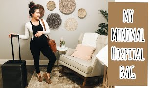 Pack My Hospital Bag W/Me!
