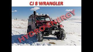jeep cj 8 hidrojen yakıt tasarruf cihazı
