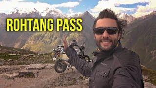 Into Himalayas   Manali to Rohtang [Ep 03]