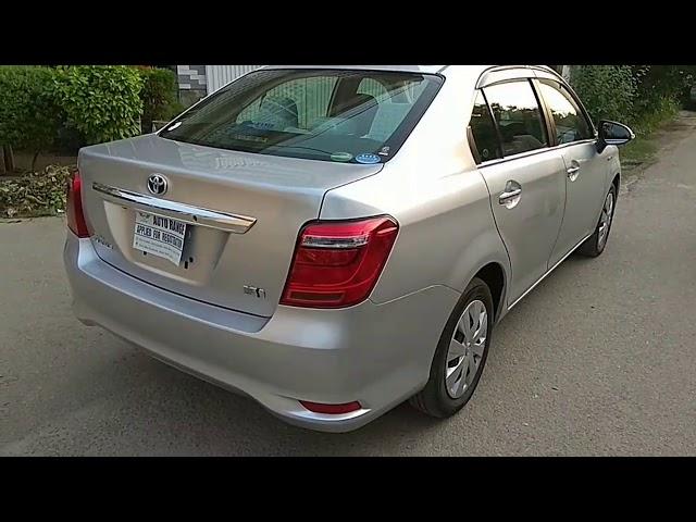 Toyota Corolla Axio Hybrid 1.5 2015 Video