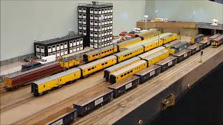 Wigan Model Railway Exhibition 2019 Part 2