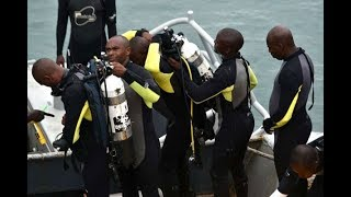 Ferry tragedy: Search team locates vehicle - VIDEO