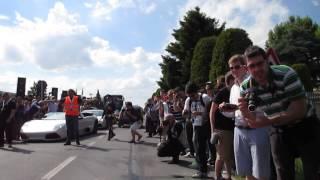 preview picture of video 'Lambo 50 - Arrivée Sant'Agata Bolognese'