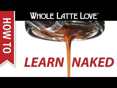 Use a Bottomless Portafilter to Hone Espresso Technique