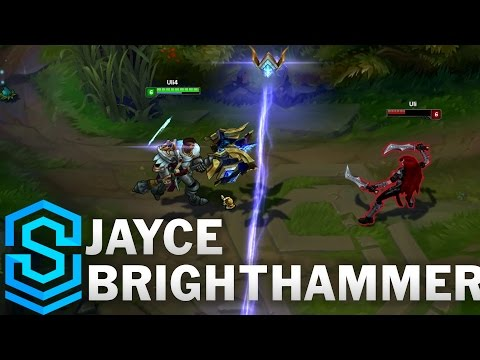 Jayce Chiến Binh Ánh Sáng