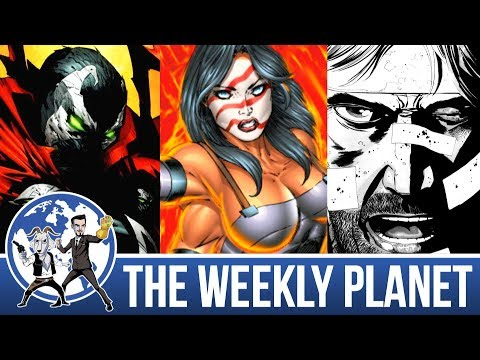 History Of Image Comics - The Weekly Planet Podcast
