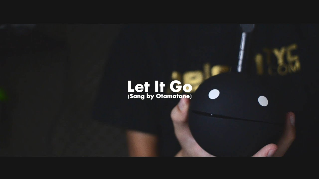 Disney's Frozen Let It Go (Otamatone Cover by NELSONTYC)