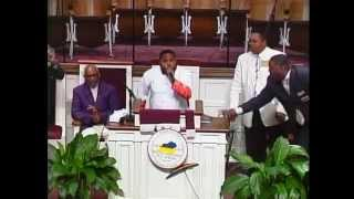 """FAC KY/TN Annual Council Pastor James Sears """"It Takes Power"""""""