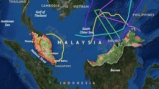 Malaysia - Geography