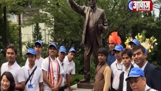 Dr.Ambedkar in Japan